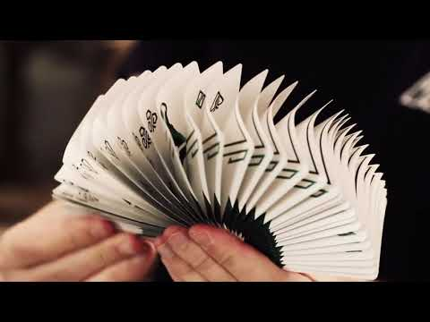 Odyssey Playing Cards Elite Edition video