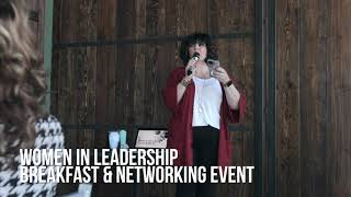 Women in Leadership Breakfast | What's LOVE got to do with it?!