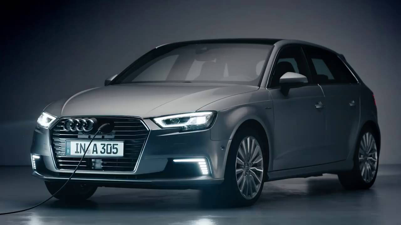 der neue audi a3 e tron youtube. Black Bedroom Furniture Sets. Home Design Ideas