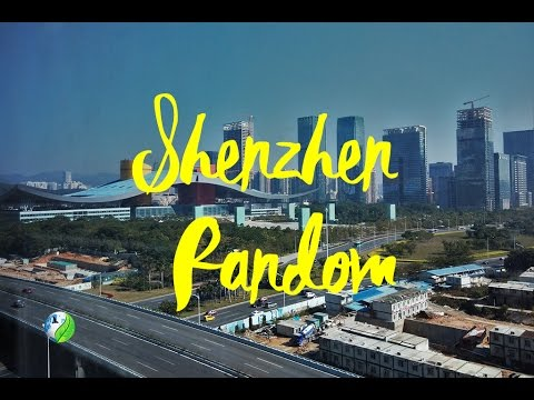 Shenzhen, China from the Inside