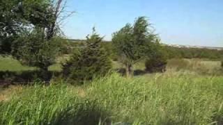 Kiowa Tribal Land, Marijuana Bust--August 11, 2010--Part I.wmv