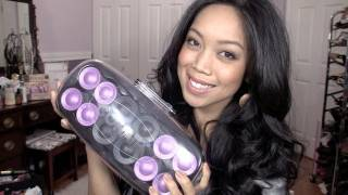 How to Use Hot Rollers - Hair Basics - itsJudyTime