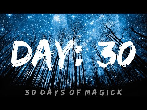 Book of Shadows | 30 Days of Magick