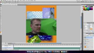 Importing video and creating stills in Adobe Photoshop CS5