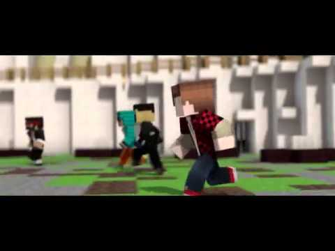 "[1 HOUR]♪ ""Hunger Games Song"" - A Minecraft Parody of Decisions by Borgore (Music Video)"