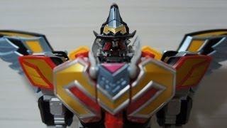 魔法戦隊マジレンジャー 魔神合体マジキング ~マジキング編~ MahouSentai MagiRanger MagiKing thumbnail