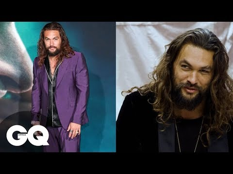 Jason Momoa Takes GQ Through His Most Iconic Style Moments