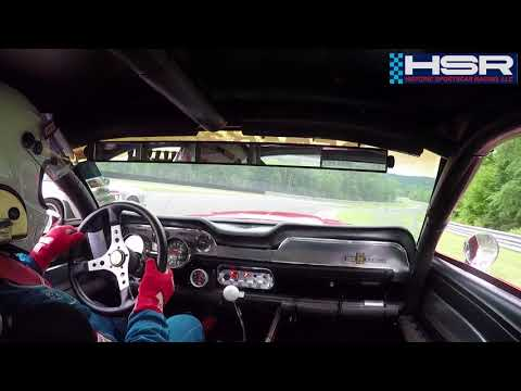 Mont Tremblant Onboard Shelby GT350 Mustang