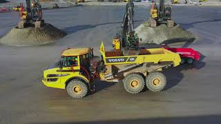 Volvo Days Americas 2019 Machine Show