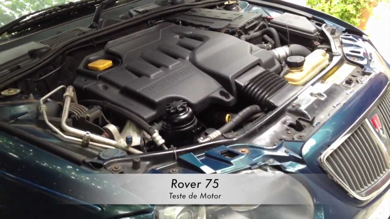 rover 75 motor mg rover diesel youtube. Black Bedroom Furniture Sets. Home Design Ideas