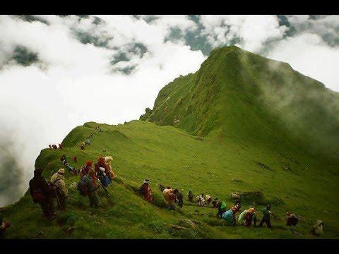 NEPAL DHARAN TO KHANDBARI MANEBHANJYANG