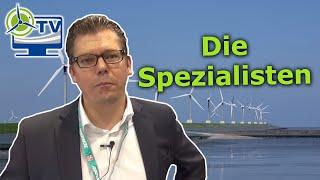 Warum die Spezialisierung der seebaWIND-Services auf wenige Anlagentypen?