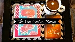 Erin Condren Life Planner Review & Organization 2013-2014 Edition Thumbnail