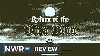 Return of the Obra Dinn (Switch) Review (Video Game Video Review)