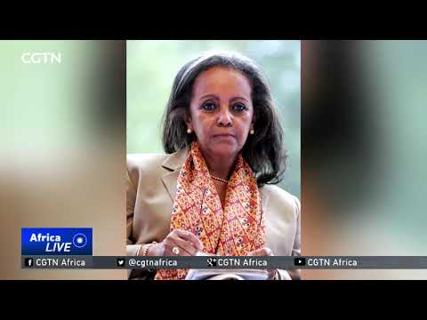 Ethiopia's first female president: Sahle-Work Zewde