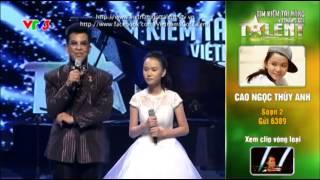 vietnams got talent 2012 - ban ket 3 - cao ngoc thuy anh - ms 2