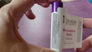 Labeling lip balms