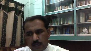 Muhammad Tufail Chandio on Culture of Sindh.wmv