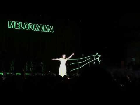 Lorde - Green Light - 26/11/17 Myer Music Bowl, Melbourne