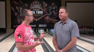 Bowling Tips from the Pros with Randy Pedersen - EJ Tackett on Timing