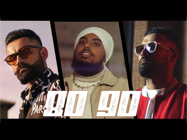 Ikky, Garry Sandhu, Amrit Maan - 80 90 (Official Video)