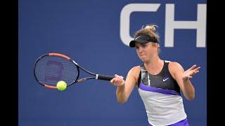 Elina Svitolina Vs. Venus Williams   Us Open 2019 R2 Highlights