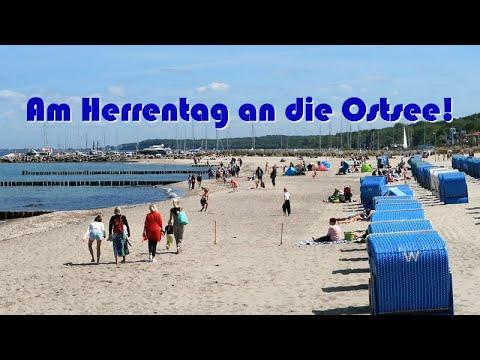 Am Herrentag An Die Ostsee!