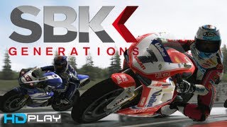 SBK Generations - Gameplay PC/XBOX360/PS3 HD