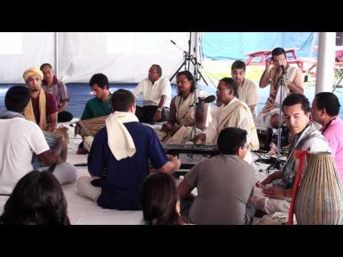 Bhajan - Nitai das - Toronto 24hr Kirtan - 1