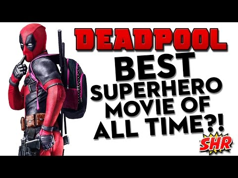 Deadpool Full Movie Review! #SHRoundup Special Edition