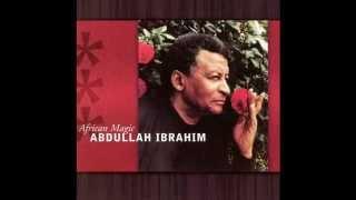 Abdullah Ibrahim - Blue Bolero, 2003.