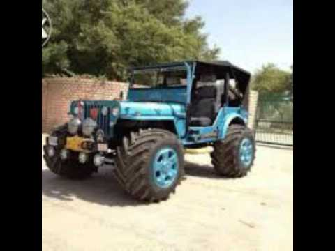 Landi Jeeps In Punjab Youtube
