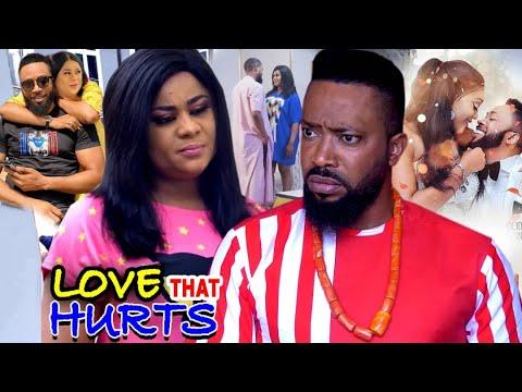 Download Love That Hurts Complete Season 9&10 -Frederick Leonard 2021 Latest Nigerian Nollywood Movie Full HD