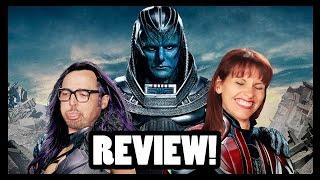 X-Men: Apocalypse Review! - Cinefix Now