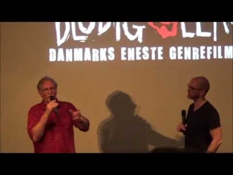 Society introduction + Q&A by Brian Yuzna at Blodig Weekend, Copenhagen 2015
