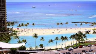 """Perfect Paradise"" One Bedroom Vacation Rental at the Ilikai Hotel Waikiki, Hawaii"