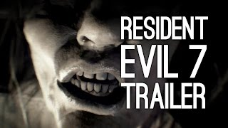 Resident Evil 7 Gameplay Trailer (Resident Evil 7 Lantern Found Footage Trailer)
