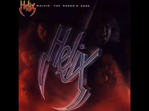 Helix - Six Strings , Nine Lives