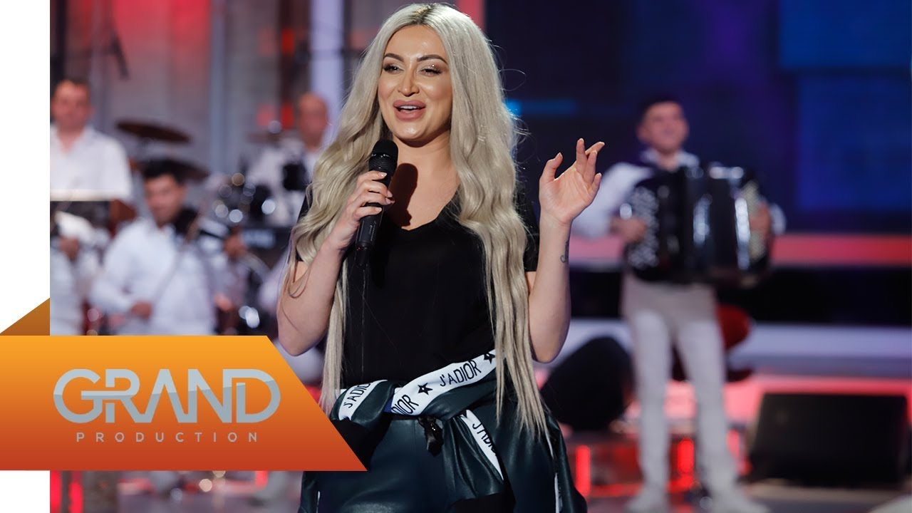 Andreana Cekic - Imam pesmu da vam pevam - (LIVE) - PZD - (TV Grand 14.03.2018.)