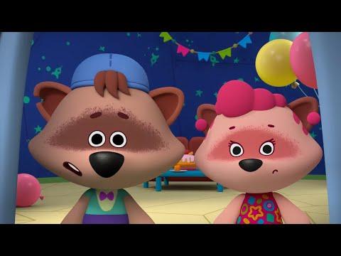 Ми-ми-мишки - Странные обычаи - Хулиганы Саня и Соня - Все новые серии!