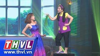 THVL | Cười xuyên Việt - Phiên bản nghệ sĩ - Tập 1: Bởi vì em yêu anh - Kiều Linh