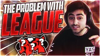 Yassuo | THE PROBLEM WITH LEAGUE