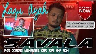 Merinding Banget lagunya,Sampe sampe Pingin nangis!, Perform SAVALA LIVE LANGON 2017