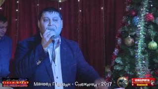 Манвел Пашаян - Снежинки - 2017 - www.KavkazPortal.com