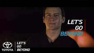 Let's Go Beyond with Toyota Indonesia