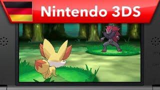 Pokémon X & Pokémon Y - E3 Trailer (Nintendo 3DS)