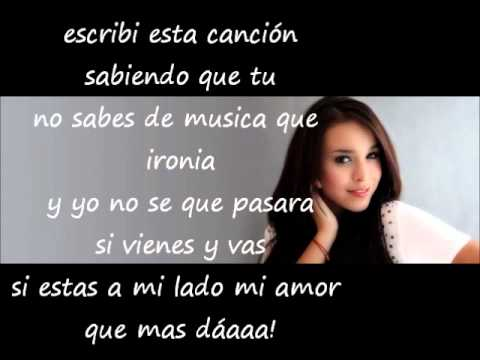 la cancion ruleta de amor danna paola