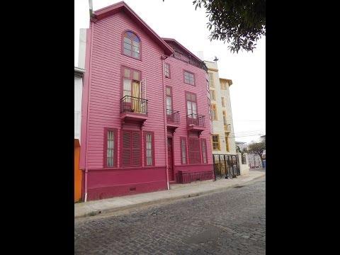 Day Tour: Valparaiso and Vina del Mar, Chile