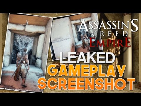 Assassin's Creed Empire | LEAKED GAMEPLAY SCREENSHOT - Ancient Egypt, Weapons, Armour (Discussion)