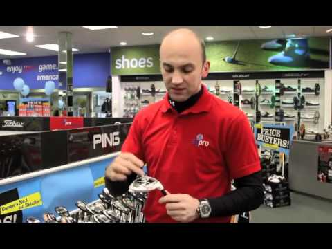 Max Your Game With American Golf - TaylorMade RBZ Rescue